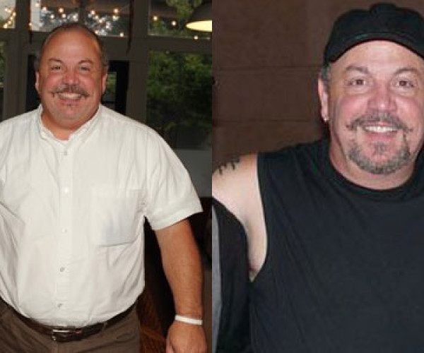 Weight loss success story: Larry Hammack