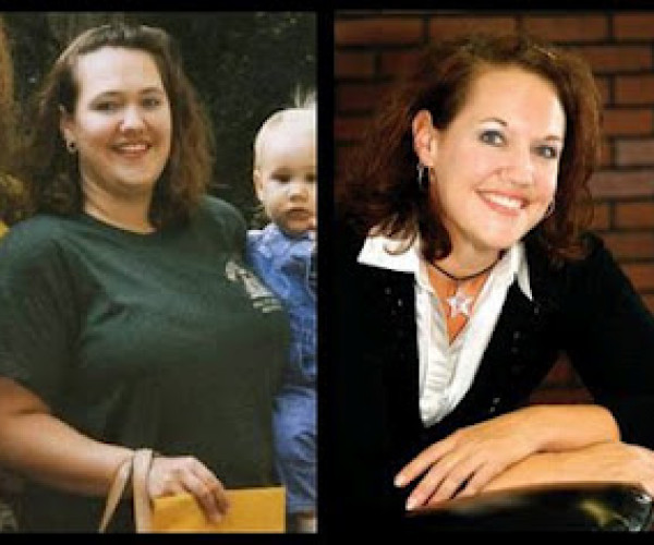 Adina Stewart Lost Over 120 Pounds!