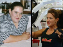 Great success story! Read before and after fitness transformation stories from women and men who hit weight loss goals and got THAT BODY with training and meal prep. Find inspiration, motivation, and workout tips   During her late 30s, a time when many people start backsliding on their fitness