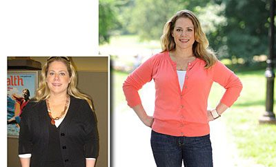 How Ali Hocart Loss 27 Pounds