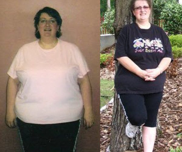 Alicia Weight Loss Story