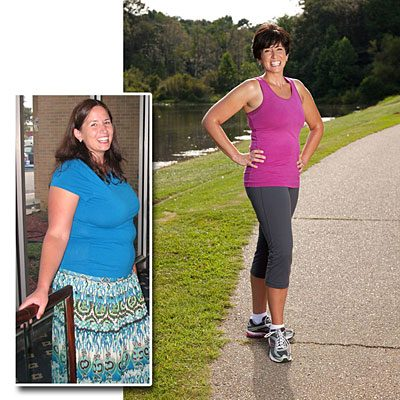 How Alisha Schram Loss 63 Pounds - The Weigh We Were