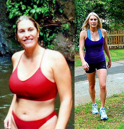 Great success story! Read before and after fitness transformation stories from women and men who hit weight loss goals and got THAT BODY with training and meal prep. Find inspiration, motivation, and workout tips | Amy Henry, of Atlanta, loses 35 pounds