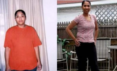 Mall Walking Helped Single Mom Angela Lose 70 Pounds