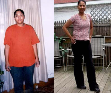Great success story! Read before and after fitness transformation stories from women and men who hit weight loss goals and got THAT BODY with training and meal prep. Find inspiration, motivation, and workout tips | Mall Walking Helped Single Mom Angela Lose 70 Pounds