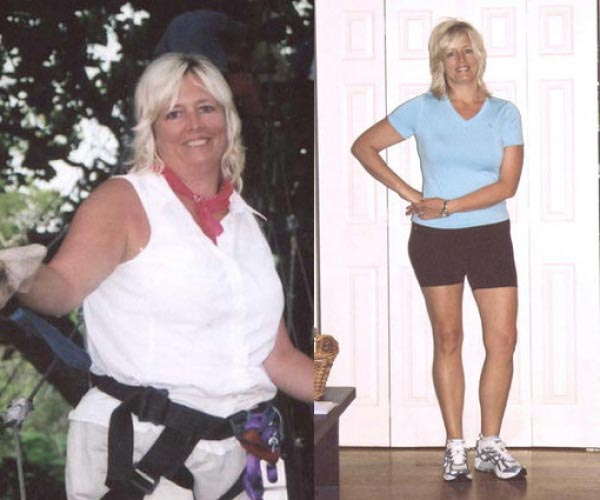 Angela Reach loses 56 pounds
