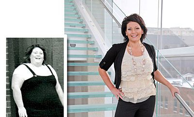 How Angie Filardo Loss 240 Pounds