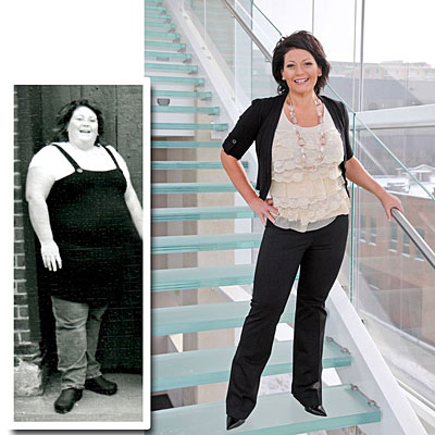 Great success story! Read before and after fitness transformation stories from women and men who hit weight loss goals and got THAT BODY with training and meal prep. Find inspiration, motivation, and workout tips | How Angie Filardo Loss 240 Pounds