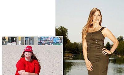 How Ashley Caudill Loss 151 Pounds