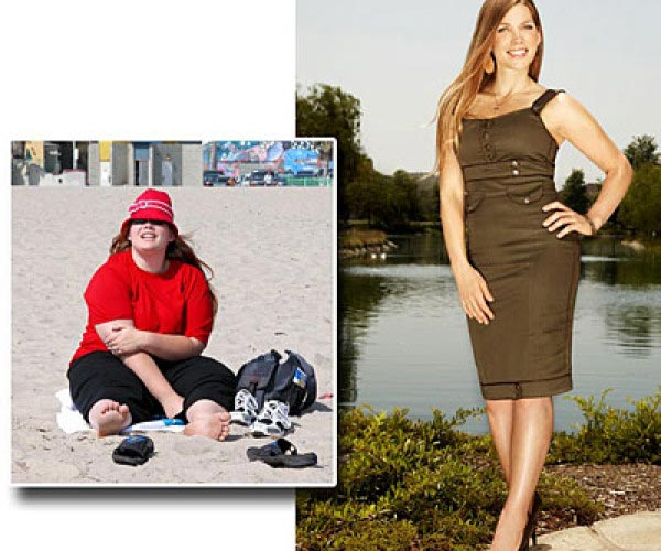 How Ashley Caudill Loss 151 Pounds