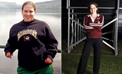 A Trip to Europe Motivated Her to Drop 60 Pounds