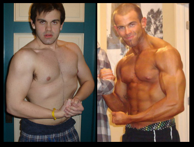 Great success story! Read before and after fitness transformation stories from women and men who hit weight loss goals and got THAT BODY with training and meal prep. Find inspiration, motivation, and workout tips | Benjamin OLeary Cut 47 Pounds And Got Ripped for Competition!