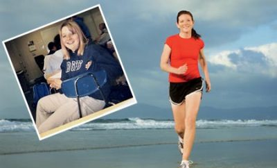 Weight-Loss Stories: Liz Barry