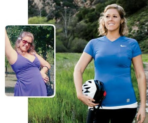 Weight-Loss Stories: Marisa Kvenbo