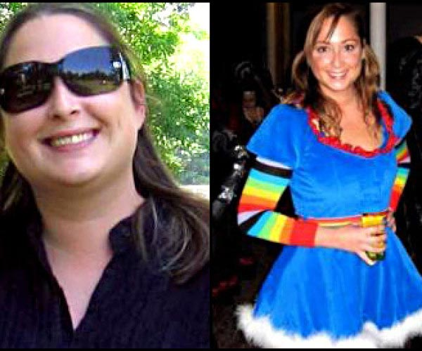 She Swapped Fast Food for Fresh Fruit—And Dropped 10 Dress Sizes!