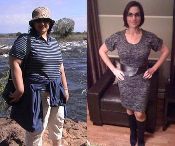 Caroline Freed Herself of Fast Food and Lost 145 Pounds