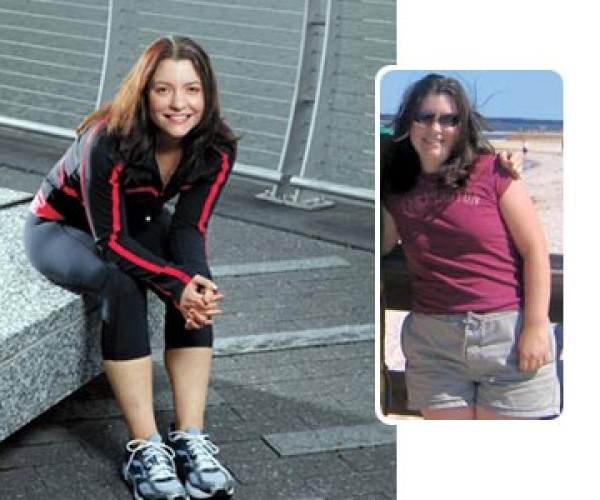 Weight Loss Story: Jennifer Gilman