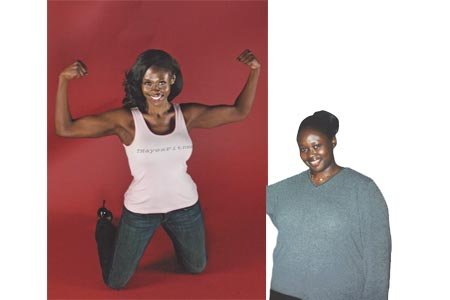 Great success story! Read before and after fitness transformation stories from women and men who hit weight loss goals and got THAT BODY with training and meal prep. Find inspiration, motivation, and workout tips | Her Slimming Secret: Workout Videos