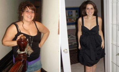 50 Pounds Lost: Elizabeth Lost 50 Pounds With The Help Of Online Support