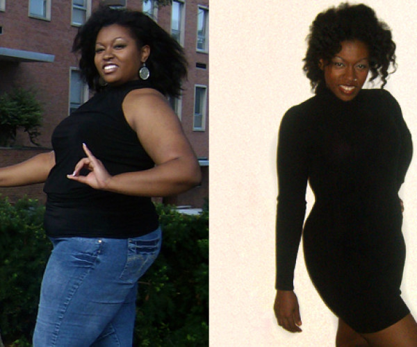 Blog: BlackGirlsGuidetoWeightLoss.com; Total Pounds Lost: 163