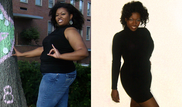 Great success story! Read before and after fitness transformation stories from women and men who hit weight loss goals and got THAT BODY with training and meal prep. Find inspiration, motivation, and workout tips | Blog: BlackGirlsGuidetoWeightLoss.com; Total Pounds Lost: 163