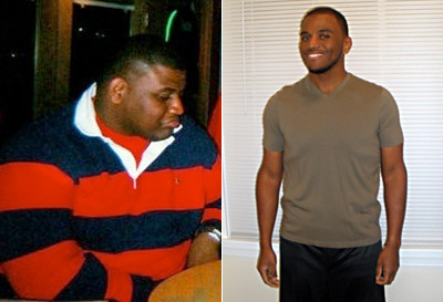 Great success story! Read before and after fitness transformation stories from women and men who hit weight loss goals and got THAT BODY with training and meal prep. Find inspiration, motivation, and workout tips | He Swore Off Junk Food and Lost 170 Pounds