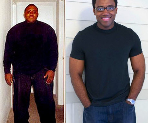 KALVIN Weight Loss Story