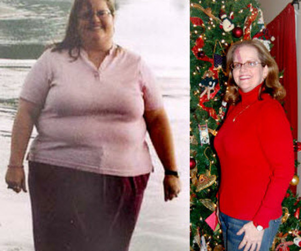 KRISTI Says if I can lose 133 pounds i can do anything!