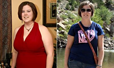 Her Friends Helped Her Lose 48 Pounds!