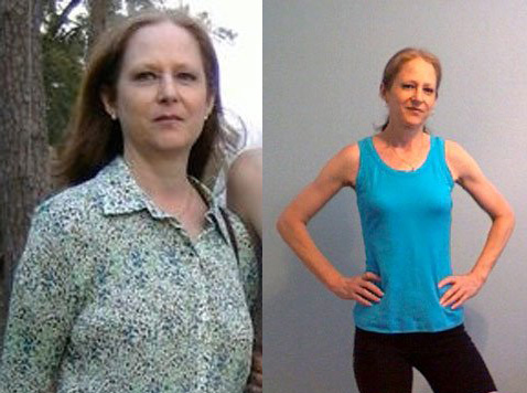 Great success story! Read before and after fitness transformation stories from women and men who hit weight loss goals and got THAT BODY with training and meal prep. Find inspiration, motivation, and workout tips | Karen Got Healthy and Now Shes a Size 2