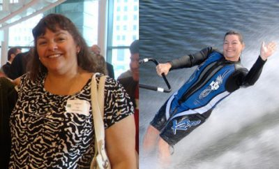 Karen Rediscovered Her Passion and Lost 50 Pounds