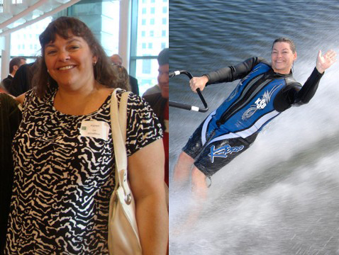 Great success story! Read before and after fitness transformation stories from women and men who hit weight loss goals and got THAT BODY with training and meal prep. Find inspiration, motivation, and workout tips | Karen Rediscovered Her Passion and Lost 50 Pounds