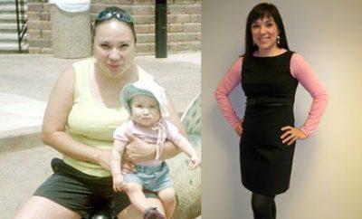 Spirituality Helped Larissa Control Her Cravings