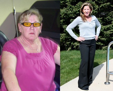 Great success story! Read before and after fitness transformation stories from women and men who hit weight loss goals and got THAT BODY with training and meal prep. Find inspiration, motivation, and workout tips | Exercise Helped Leslie Cure Years of Chronic Pain