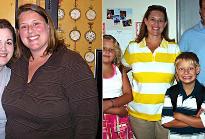 Great success story! Read before and after fitness transformation stories from women and men who hit weight loss goals and got THAT BODY with training and meal prep. Find inspiration, motivation, and workout tips | Her Children Motivated Her to Lose 104 Pounds by Walking!