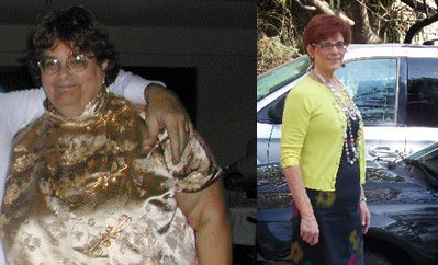 South Beach Diet Helped Maryann Shed Half Her Weight