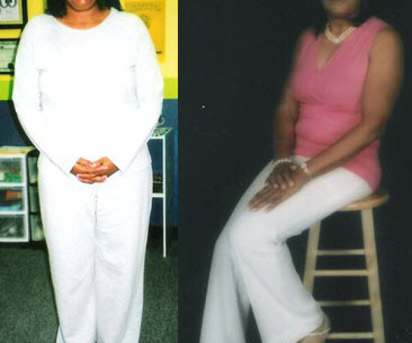 Maryann Weight Loss Story