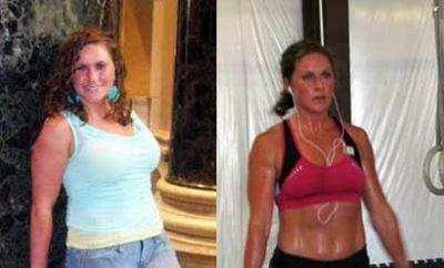 Megan Uses her Weight Loss Success to Coach Others