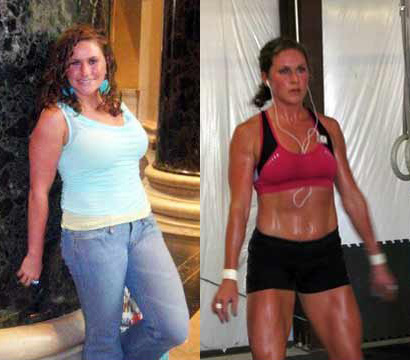 Great success story! Read before and after fitness transformation stories from women and men who hit weight loss goals and got THAT BODY with training and meal prep. Find inspiration, motivation, and workout tips | Megan Uses her Weight Loss Success to Coach Others