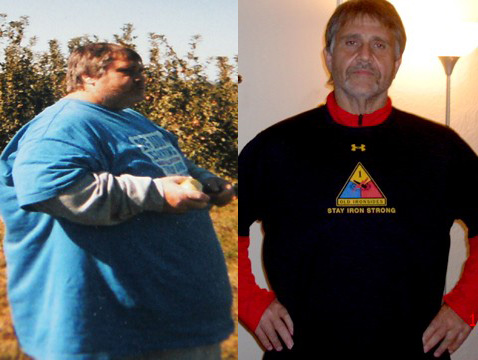 Great success story! Read before and after fitness transformation stories from women and men who hit weight loss goals and got THAT BODY with training and meal prep. Find inspiration, motivation, and workout tips | Michael Took Control and Lost Nearly 400 Pounds