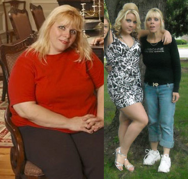 Great success story! Read before and after fitness transformation stories from women and men who hit weight loss goals and got THAT BODY with training and meal prep. Find inspiration, motivation, and workout tips | Seeing Herself on TV Motivated Michele to Slim Down