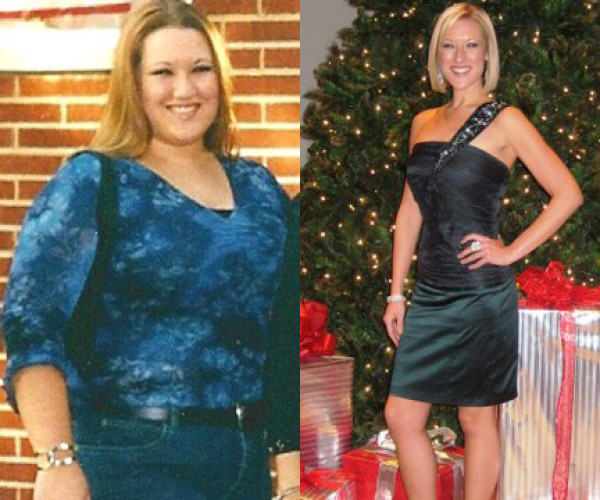Michelle Tackled Portion Control and Lost 100 Pounds