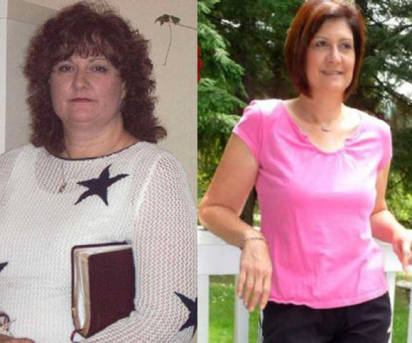 Michelle Stayed Away From Buffets and Lost 70 Pounds