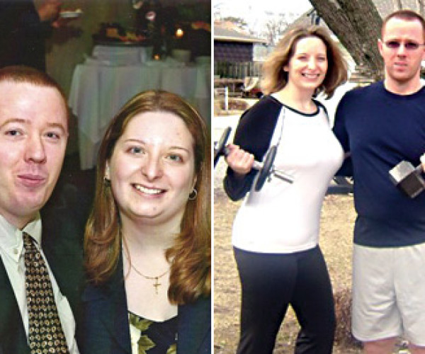A Couple Lost 143 Pounds by Surprise
