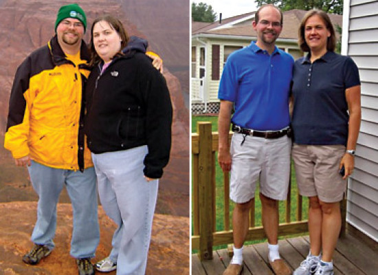 A Couple Committed to Get Healthy and Dropped 194 Pounds