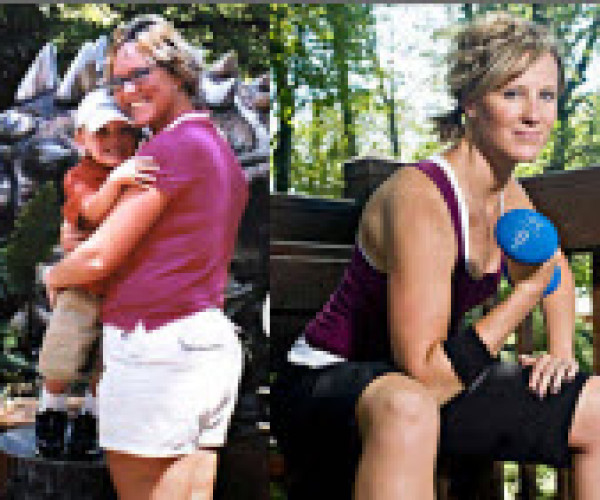 """I Traded Stress Eating for Exercising!"""