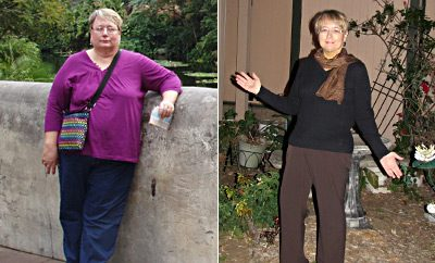92 Pounds Lost:  She Turned Her Life Around