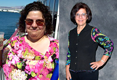 She Went Online to Lose Weight!