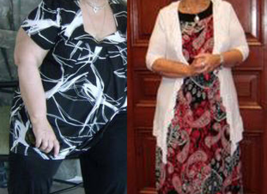 Pam Norwood of Sharpsburg loses 95 pounds