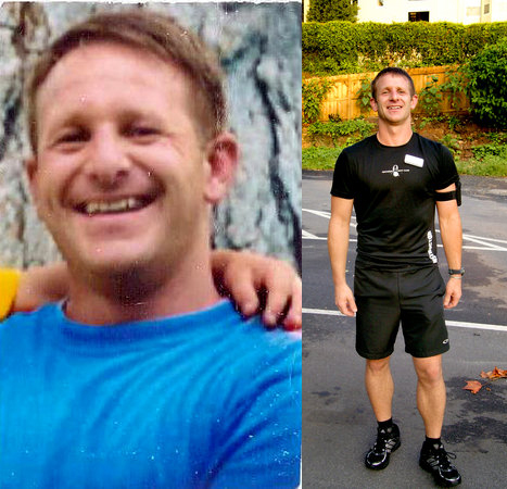 Great success story! Read before and after fitness transformation stories from women and men who hit weight loss goals and got THAT BODY with training and meal prep. Find inspiration, motivation, and workout tips   SCOTT WELLS, 37: From 209 to 161 pounds